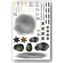 Atlas Mundi: Immersive RPG Battle Map - Meta Sticker Pack product-item1