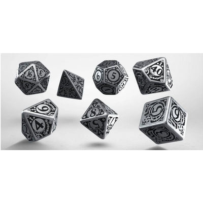 Metal Steampunk Dice Set (7) product-item1
