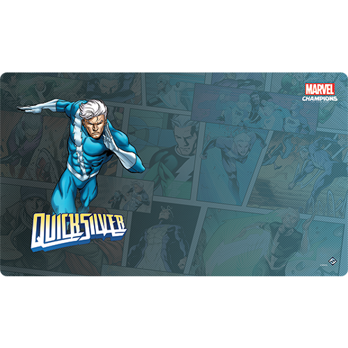 Marvel Champions: Quicksilver Game Mat