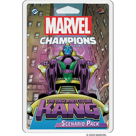Marvel Champions: The Card Game - Once and Future Kang Scenario Pack