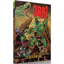 Ork! The Roleplaying Game (2nd Edition)