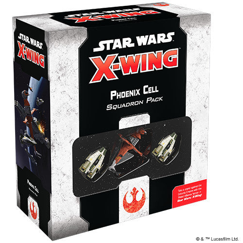 Star Wars X-Wing 2nd Edition: Phoenix Cell