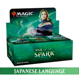 War of the Spark - Booster Box - Japanese