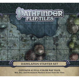 Pathfinder Flip Tiles Darklands Starter Set