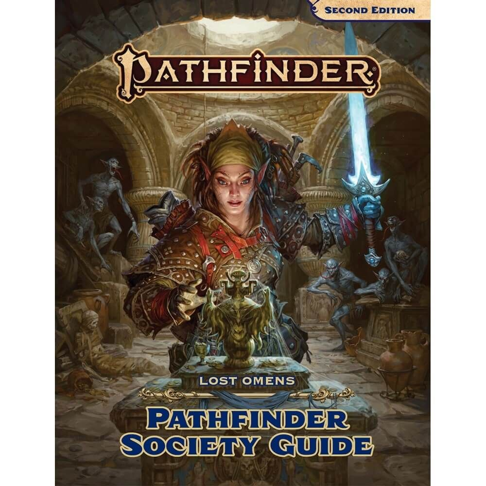 Pathfinder 2nd Edition: Lost Omens Pathfinder Society Guide
