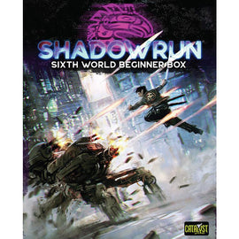 Shadowrun 6th Edition: Beginner Box