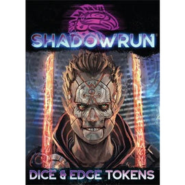 Shadowrun 6th Edition - Dice and Edge Tokens