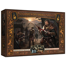 ASoIaF Miniatures Game - Stormcrow Mercenaries