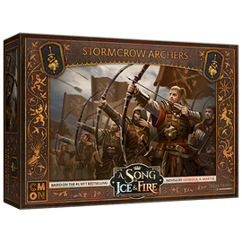 ASoIaF Miniatures Game - Stormcrow Archers