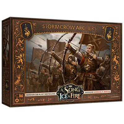 ASoIaF Miniatures Game - Stormcrow Archers product-item1