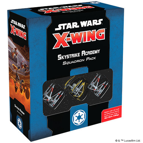Star Wars X-Wing 2nd Edition: Skystrike Academy