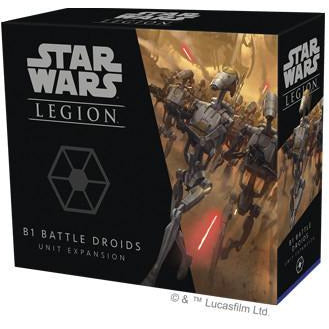 Star Wars Legion: B1 Battle Droids Unit Expansion product-item1