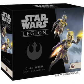 Star Wars Legion: Clan Wren Unit Expansion