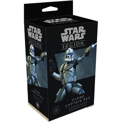 Star Wars Legion: Clone Captain Rex Commander Expansion product-item1