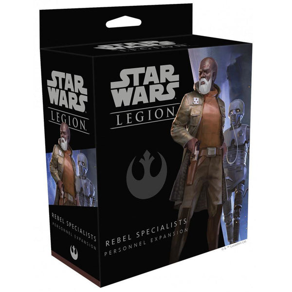 Star Wars: Legion - Rebel Specialists Personnel Expansion