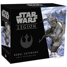 Star Wars Legion: Rebel Veterans