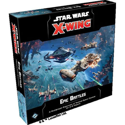 Star Wars X-Wing Miniatures Game - Epic Battles Multiplayer Expansion product-item1