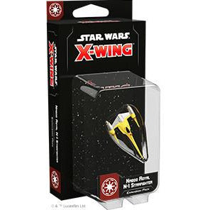 Star Wars X-Wing Miniatures Game - Naboo Royal N-1 Starfighter