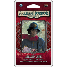 Arkham Horror: The Card Game - Stella Clark Investigator Starter Deck