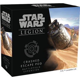 Star Wars Legion: Crashed Escape Pod Battlefield Expansion