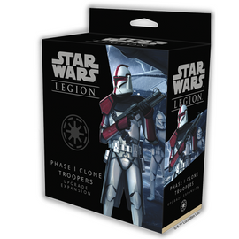 Star Wars Legion: Phase I Clone Troopers Upgrade Expansion