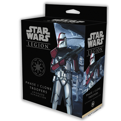 Star Wars Legion: Phase I Clone Troopers Upgrade Expansion product-item1