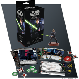 Star Wars Legion: Luke Skywalker Operative Expansion