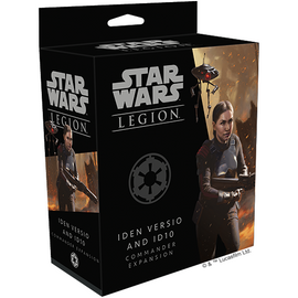 Star Wars Legion: Iden Versio and ID10 Commander Expansion