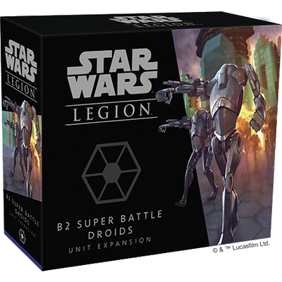 Star Wars Legion: B2 Super Battle Droids Unit Expansion product-item1
