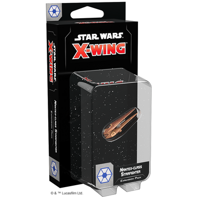 Star Wars X-Wing 2nd Edition: Nantex-class Starfighter product-item1
