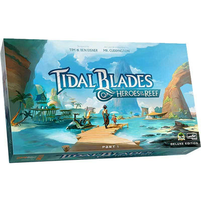 Tidal Blades - Deluxe Edition product-item1