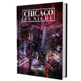 Vampire: The Masquerade 5th Edition - Chicago by Night (Sourcebook)