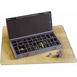 Figure Storage Box - Large - For Very Large Figures (40 Figures) - CHX 02852