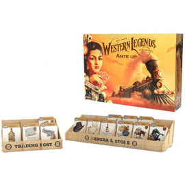 Western Legends: General Store & Trading Post Wooden Upgrade