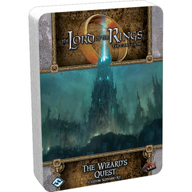 The Lord of the Rings: The Card Game - The Wizard's Quest