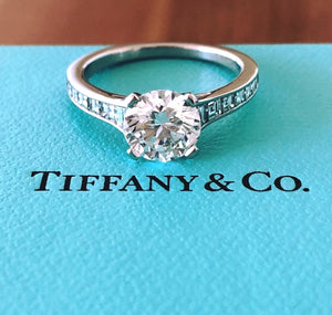 People's thoughts on Pre-Loved Tiffany & Co. Luxury 18ct Gold and Diamond Jewellery