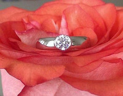Vintage Tiffany Engagement Ring