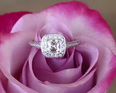 Pre Loved Tiffany & Co. Engagement Ring