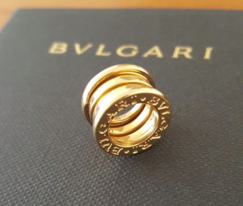 Bvlgari Bulgari Bzero1 18ct Yellow Gold Pendant w/ Certificate & Packaging $3890