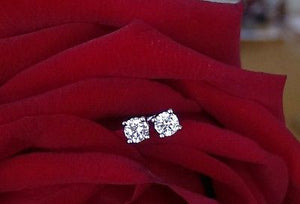 Buy Tiffany Diamond Earrings Online