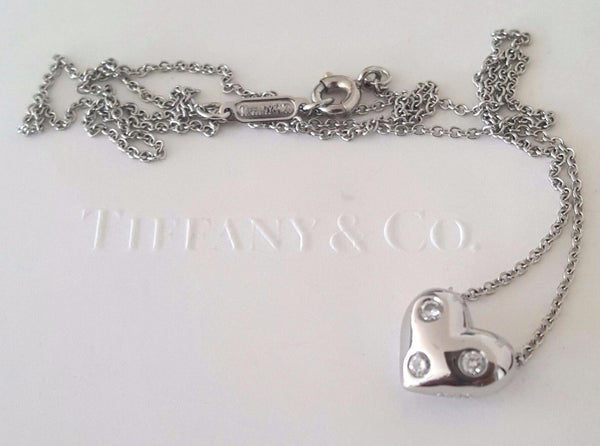 Vintage Tiffany & Co. Diamond Necklace