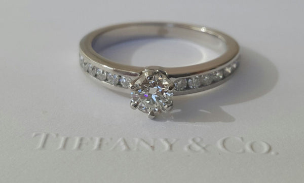 Used Engagement Ring
