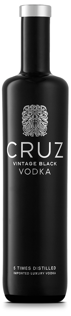 Cruz Vintage Black Vodka
