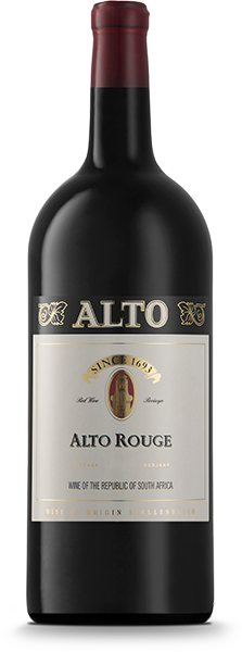Alto Rouge Red Blend 2010 - Vinotèque