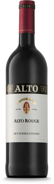 Alto Rouge Red Blend 2013 - Vinotèque - 1