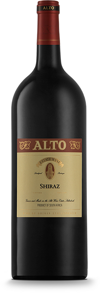 Alto Shiraz 2008 - Vinotèque