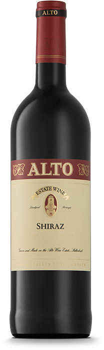 Alto Shiraz 2011 - Vinotèque
