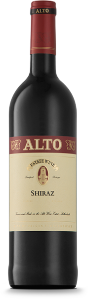 Alto Shiraz 2012 - Vinotèque