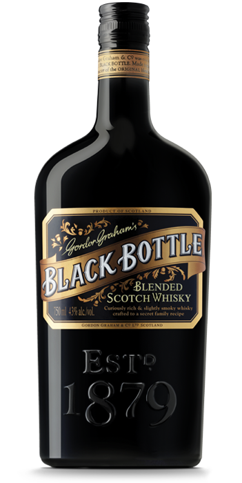 Black Bottle Blended Scotch Whisky - Vinotèque