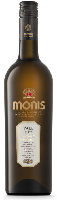 Monis Pale Dry Sherry - Vinotèque